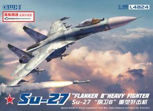 GreatWall 1/48 L4824 Russian Su-27 Flanker-B