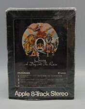 Queen A Day At The Races 8-Track Stereo Tape Cartridge