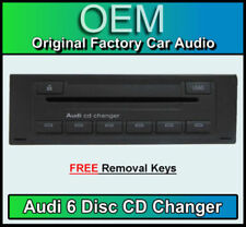 Sistemas de entretenimiento A6 para coches Audi
