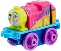 Fisher-Price Thomas & Friends Minis - Rainbow Rosie 4cm Bagged Collectable Tr...