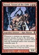 Kazuul, Tiranno dei Dirupi - Tyrant of the Cliffs Asian