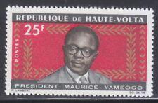 "Burkina Faso 1965 MNH Sc 145 President Maurice Yameogo.""Monsieur Maurice"""