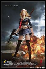 1/6 VeryCool Wefire of Tencent Game Third Bomb Blade Girl Female Figure VC-TJ-03
