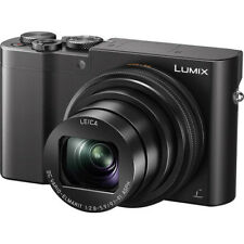 Panasonic LUMIX TZ110 Black Digital Camera