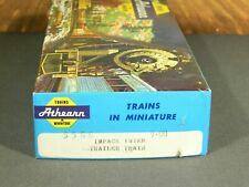 HO 1:87 Kit Athearn No. 5566 IMPACK INTERMEDIATE TRAILER TRAIN 3-CAR SET New