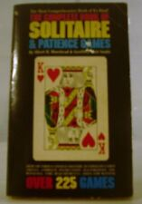 The Complete Book of Solitaire and Patience Games,