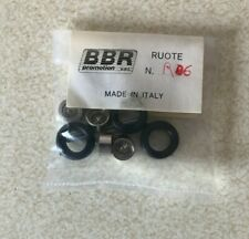 BBR 1/43 Wheels and Tire Set