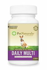 Pet Naturals of Vermont - Daily Multi for Dogs, Multivitamin Formula, 60 Chewabl