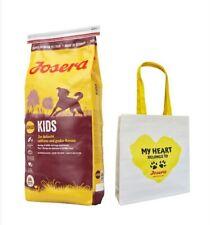 JOSERA  Emotion Kids Junior Hundefutter 15 kg + Baumwollbeutel HIT