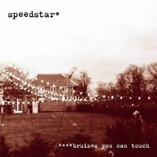 Speedstar* - Bruises You Can Touch 2005 Brand New Sealed Complete Music Audio CD