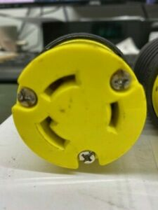P&S  female cord end L6-30C  30 amp 250volt 1 phase takeoff   Lot of 3