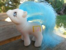 mon petit poney my little pony HASBRO G1 BABY COUNT A LOT ABACUS 1984 VINTAGE