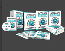 Affiliate Authority Course Package- Make Money with Affiliate Marketing
