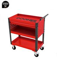 Carro metalico 3 bandejas y 1 cajon DOGHER TOOLS 025-029, tienda Primeraocasion