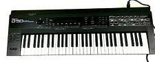 Roland D50 Pre-Owned Linear Synthesizer Keyboard w/Case Memory Card & Manual