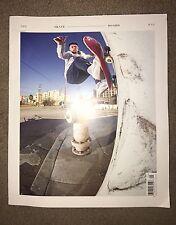 The Skateboard Mag Eric Koston Cover Issue 146 Berrics Magazine Tws Thrasher