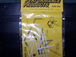 PLASTIC PERFORMANCE PRODUCTS  1/24-1/25 scale -- Roll Cage Kit   # RC