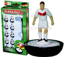 Alemania Nuevo Subbuteo Fútbol Soccer Team Juego Paul Lamond Deutschland