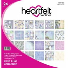 Heartfelt Creations Lush Lilac Paper Collection HCDP1-287
