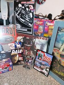 Dale Earnhardt Sr. NASCAR Memorabilia Collection