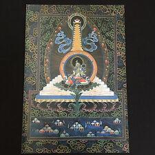Green Tara - Buddha Large Print Poster - Goddesses of the Celestial Gallery