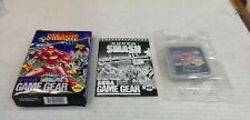 Super Smash T.V. (Sega Genesis, 1992) Game, Box & Manual