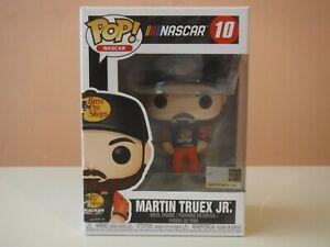 FUNKO POP! NASCAR - MARTIN TRUEX JR. #10