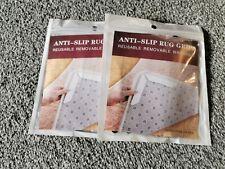 Anti slip rug grips