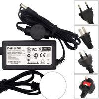 Philips Alarm Clock Radio DC315 iPod/iPhone Docking 9V 2.78A Power Supply