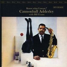 Cannonball Adderley - Know What I Mean [New CD] Bonus Tracks, Rmst