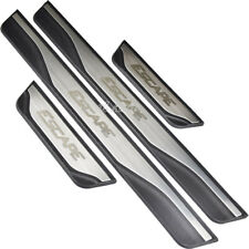 For Ford Escape Accessories 2019 Stainless Scuff Plate Door Sills Protector Trim