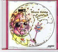 (EU79) Rosie Oddie, Genni's Song - 2007 CD