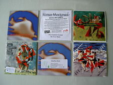 WAVE MACHINES job lot of 6 promo CDs Wave If You're Really There Pollen Ill Fit