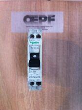 Schneider Eléctrico TeSys GB2CD06 Magnético Interruptor Térmico 1A 1 POLOS + N