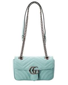 Gucci Gg Marmont Mini Matelasse Leather Shoulder Bag Women's  Ns