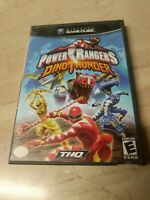 Power Rangers Dino Thunder Nintendo GameCube THQ