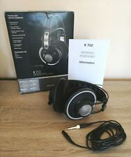 AKG K702 REFERENCE HEADPHONES (made in Austria).....BOXED, EXCELLENT CONDITION