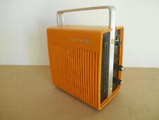 radio transistor manufrance (scott) vintage