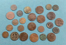 Monete 1e2 cent.Regno (varie date-25pz)