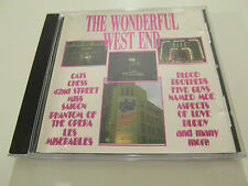 The Wonderful West End - Various Artists ( CD Album ) Used very good