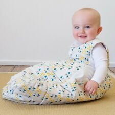 ErgoPouch Organic Cotton 2.5 TOG All Year  2 -12  Months  Unisex Tribal Teal