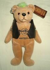 More details for hard rock cafe marbella 2010 punk mohawk herrington limited edition teddy bears
