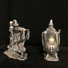 Tudor Mint Pewter Dragon 10 Figures Various Sizes Collectible Items 34026 CP