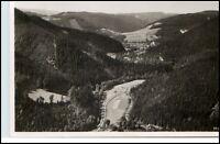 1941 Stempel LEUTENBERG auf AK Thüringen Blick vom Mittelberg ins Tal Postkarte