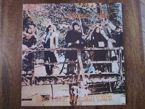 RCA LP - SF8113. Steeleye Span - Hark! The Village Wait. Rare RCA Orange Label.