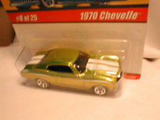 HW classics series 1  #8 1970 CHEVY CHEVELLE antifreeze AF chevrolet 70 SS