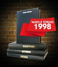 Rivista VADO E TORNO rilegata 1998