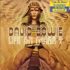 ★☆★ CD SINGLE David BOWIE Life on mars French 2-track CARD SLEEVE NEW SEALED ★☆★