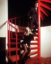 Sharon Tate and Roman Polanski 8x10 Photo 02