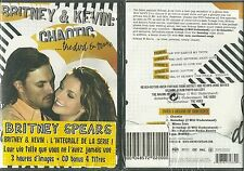 RARE / DVD - BRITNEY SPEARS & KEVIN : CHAOTIC/ NEUF EMBALLE - NEW & SEALED